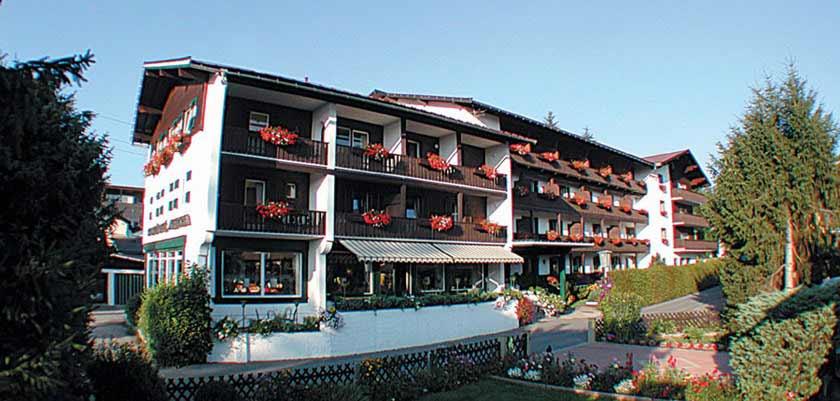 Sporthotel Austria, St. Johann, Austria - Exterior.jpg